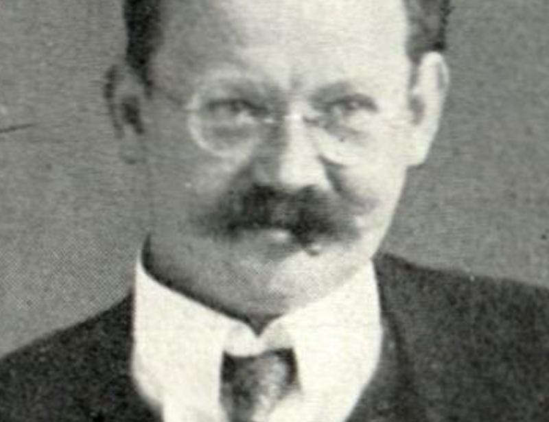 Emil Kneiß in der ASC-Festschrift 1925