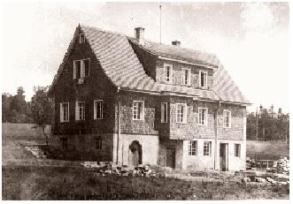 Das Tromm-Haus 1928