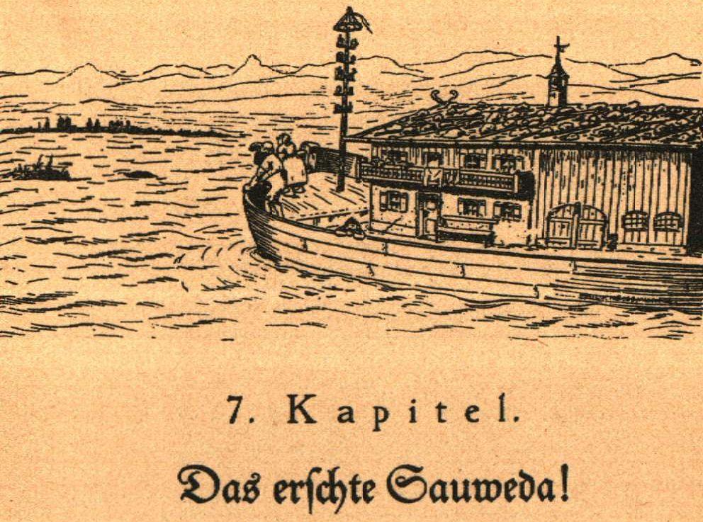 Arche Noah mit Einfirsthof