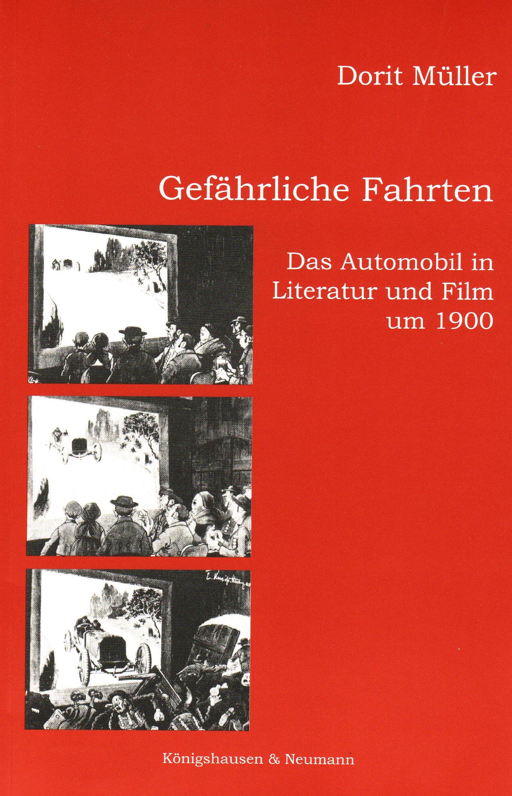 """""""Gefährliche Fahrten"""" von Dorit Müller"""