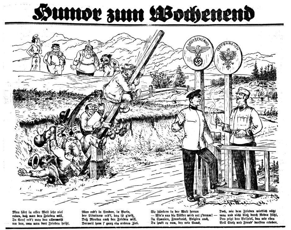 Bild: Juliverträge mit Schuschnigg (Österreich)