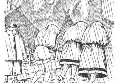 Letzte Karikaturen (1941)