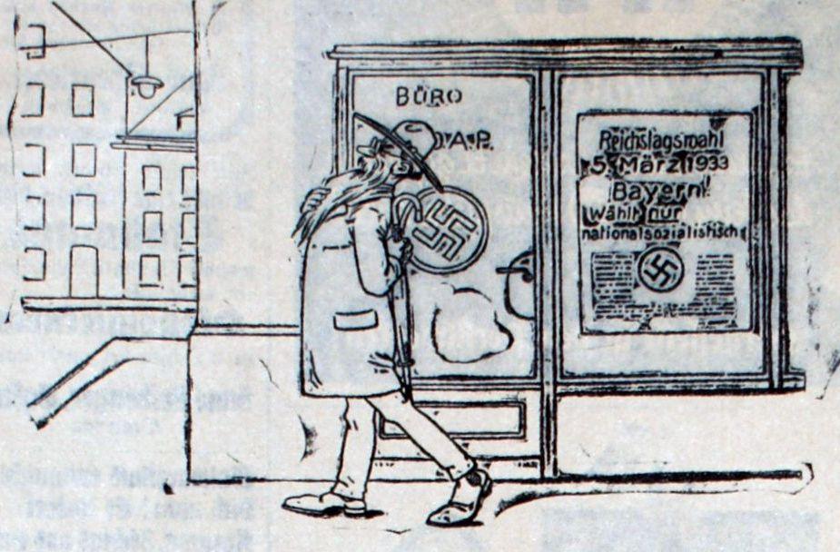 Bild: Zum 9. März 1933 Nummer 1