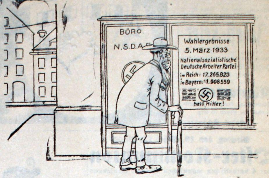 Bild: Zum 9. März 1933 Nummer 2