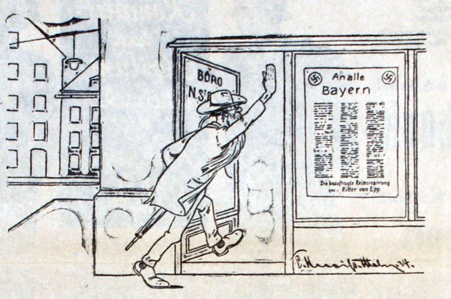 Bild: Zum 9. März 1933 Nummer 3