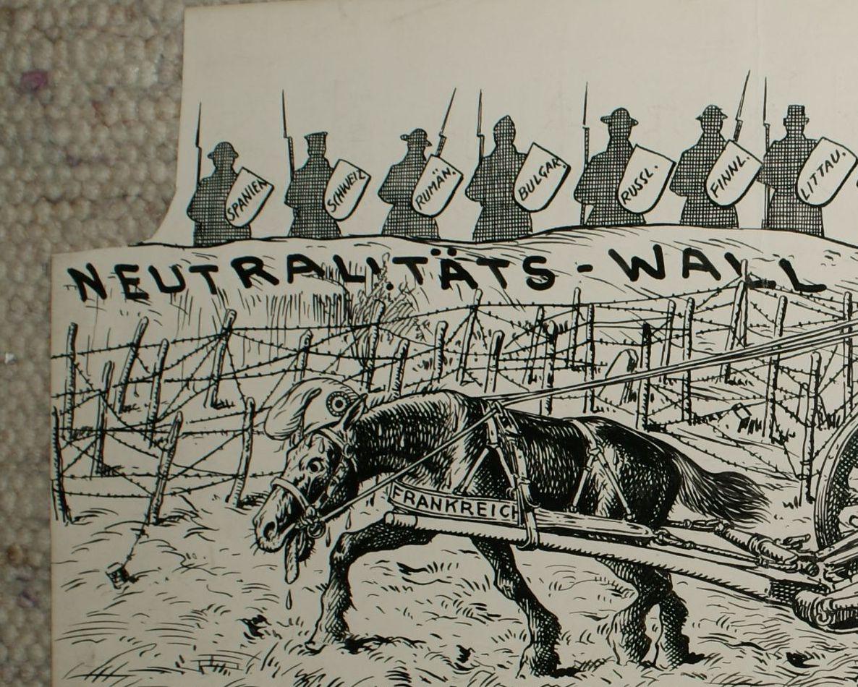 Bild: Original von: Die andere Seite des Neutralitätswalls