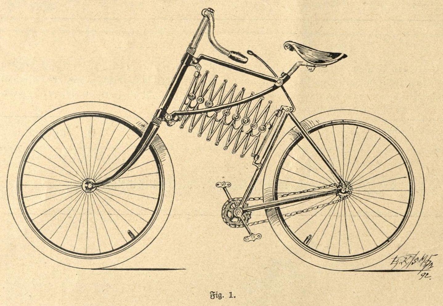 Bild: Konstruktionszeichnung des Blitzfedermechanismus