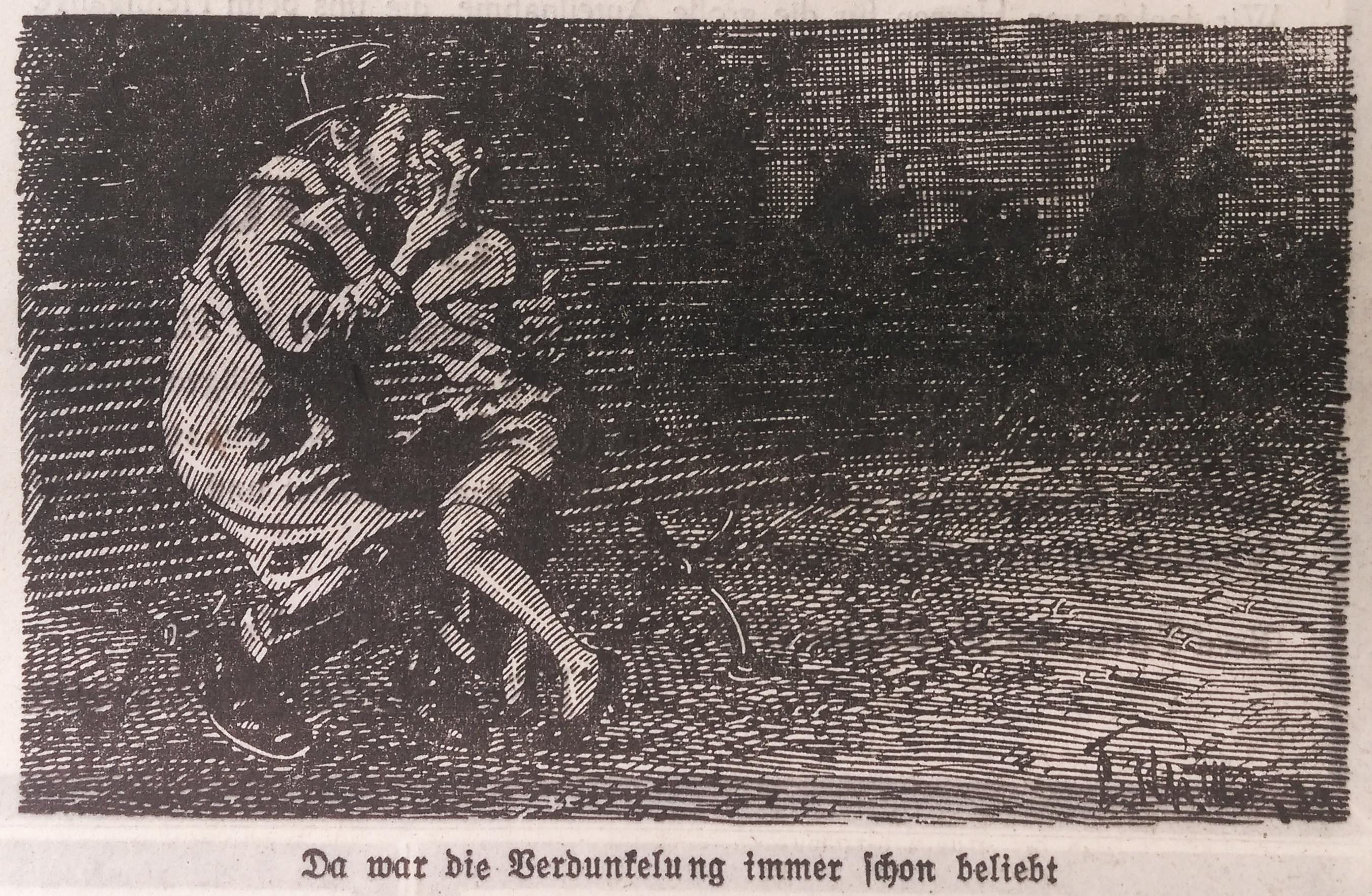 Bild: Bei Liebespaaren war die Verdunklung immer schon beliebt