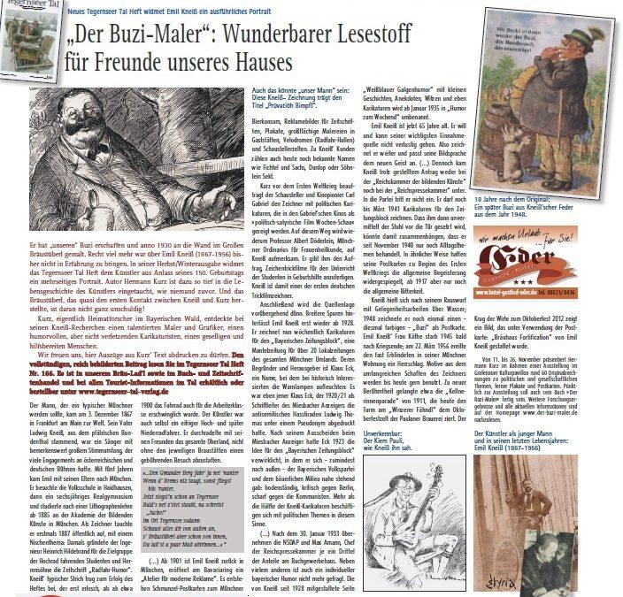 """Kneiß im """"Tegernseer Tal"""""""