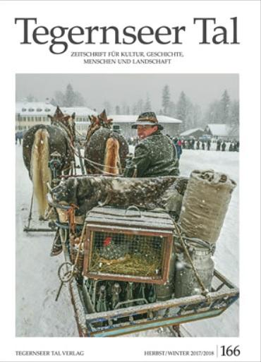 Titelseite Tegernseer Tal