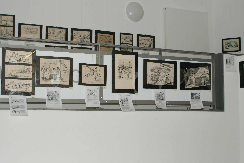 Bühne und Galerie (rechter Teil)