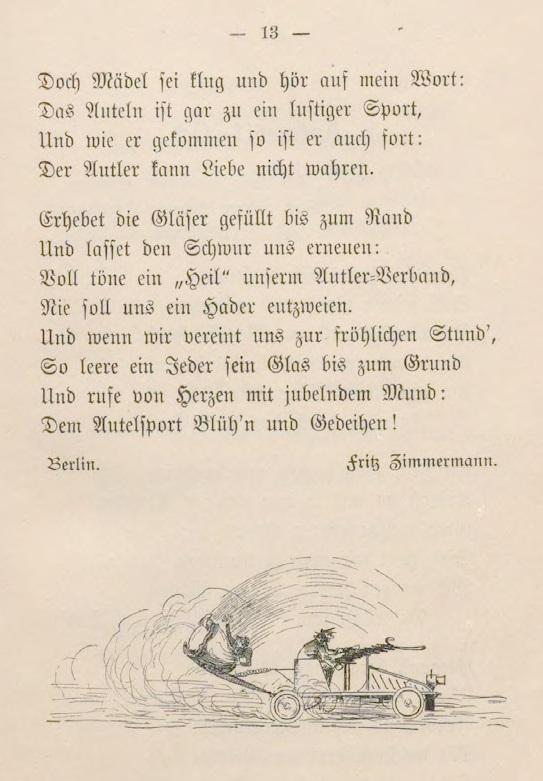 Autel-Lied