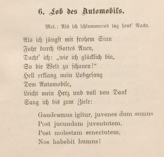 Gaudeamus 1. Strophe