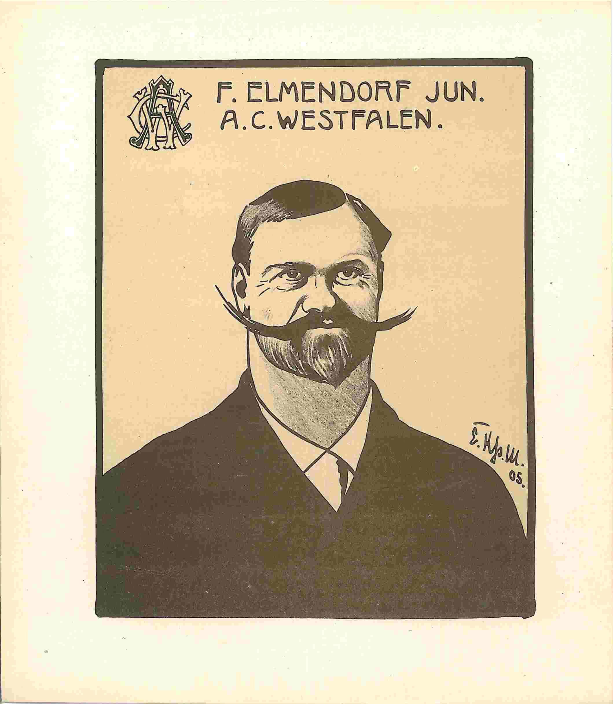 Elmendorf Junior Westfalen AC