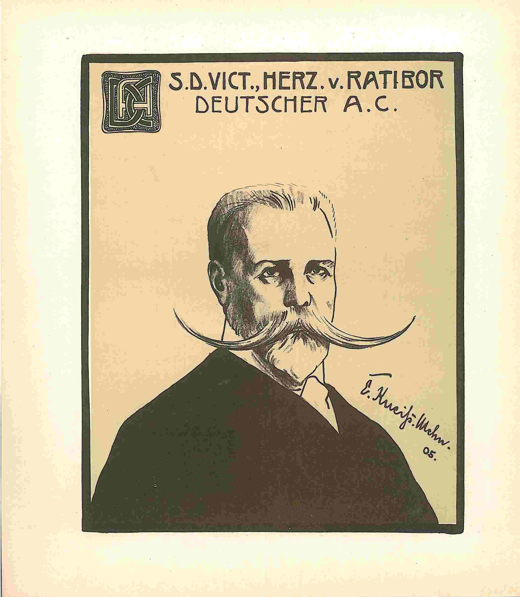 Herzog von Ratibor: DAC