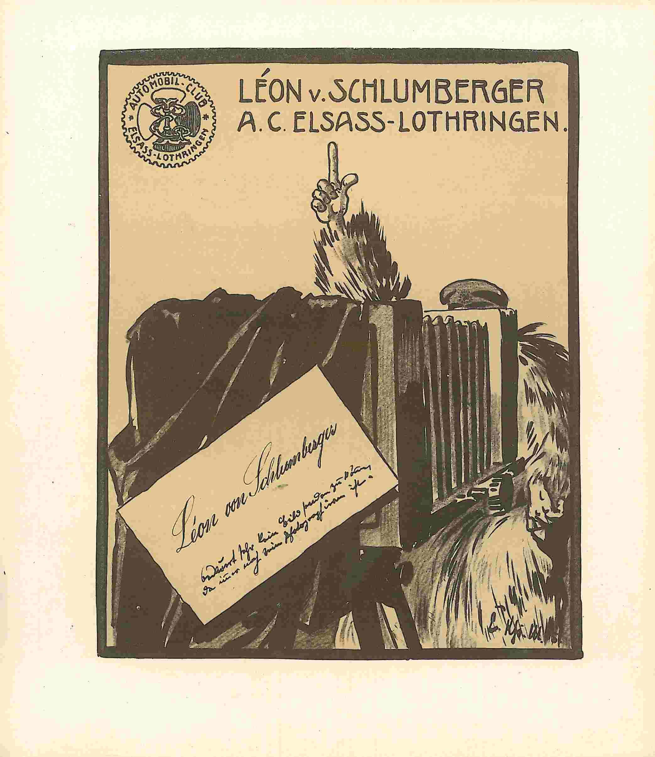 Schlumberger Elsass AC