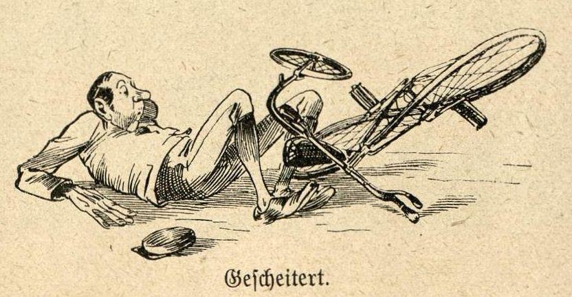 """""""Gescheitert"""""""
