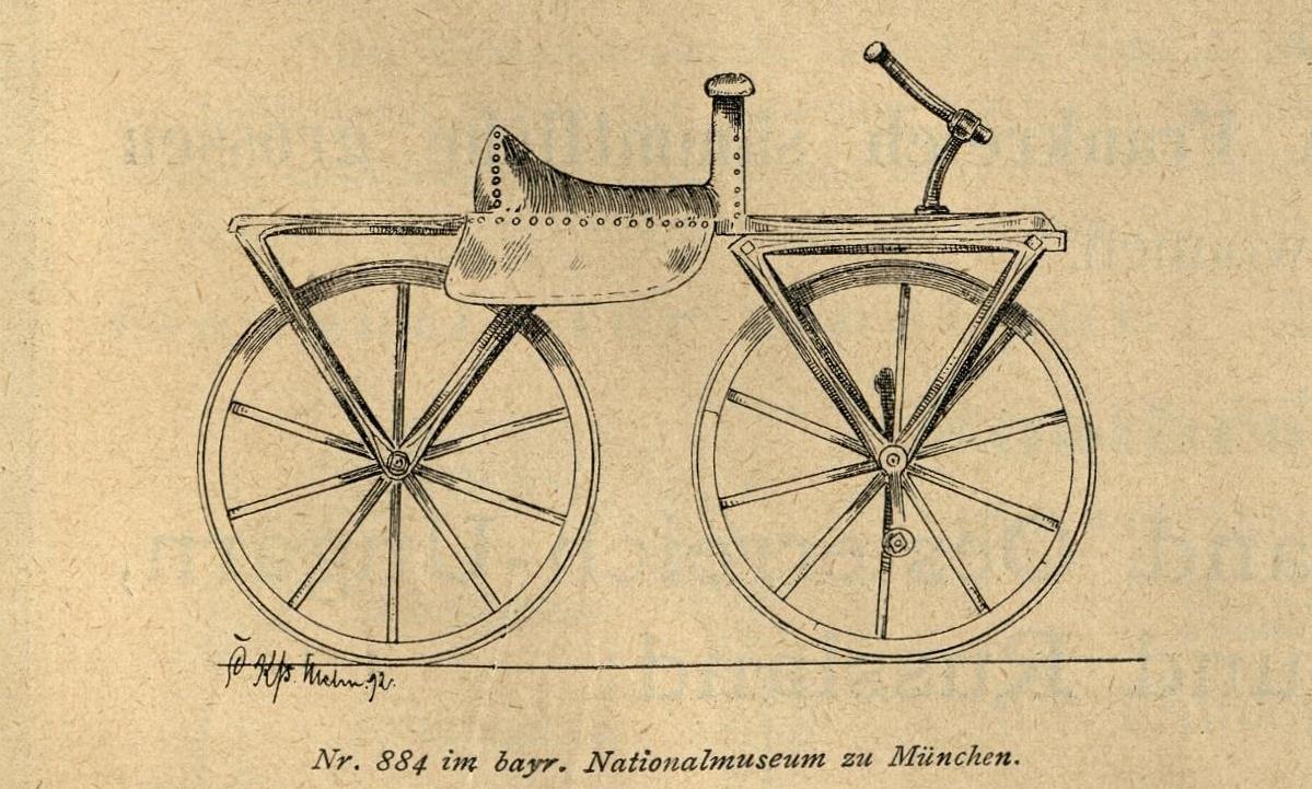 Das Baadersche Tretkurbelrad