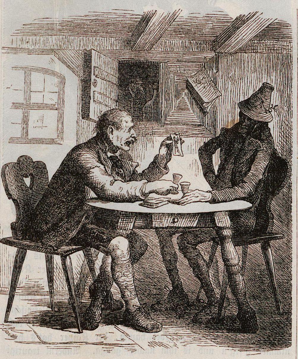 Der Brandner Kasper zeigt dem Boanlkramer den Grasober